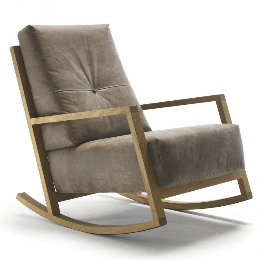 m belwerk bullfrog schaukelsessel 1007 m belwerk. Black Bedroom Furniture Sets. Home Design Ideas